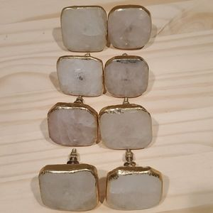 Quartz Drawer pulls